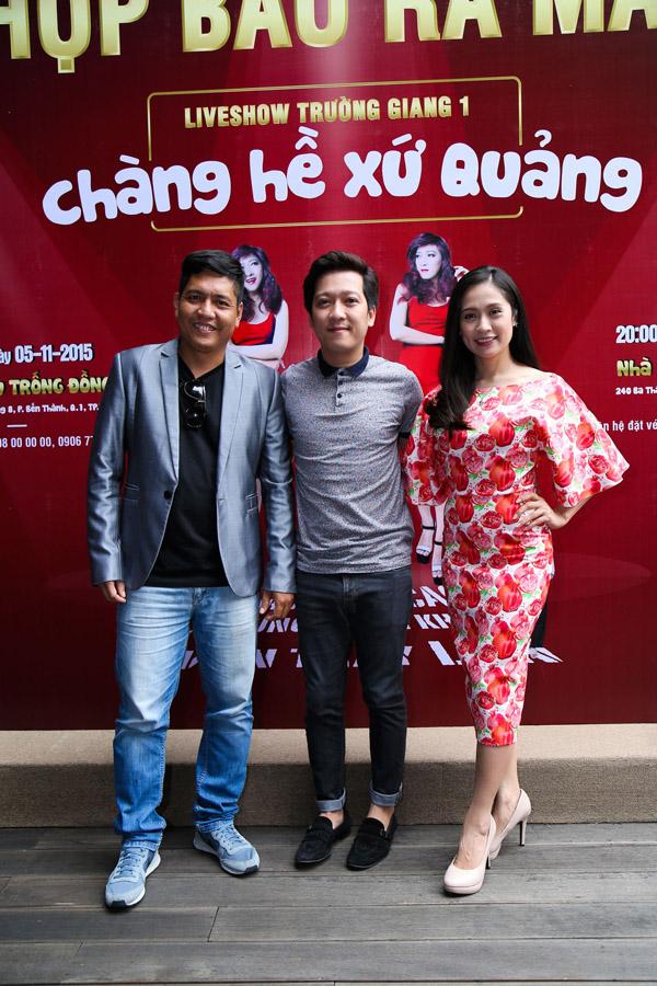 Liveshow Trường Giang 2015: Chàng Hề Xứ Quảng