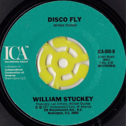 William Stuckey Disco Fly