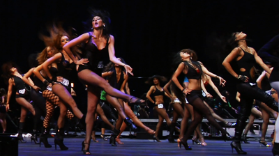 Michael Jackson's – This is it - Only a few were to be selected from the best female dancers around.