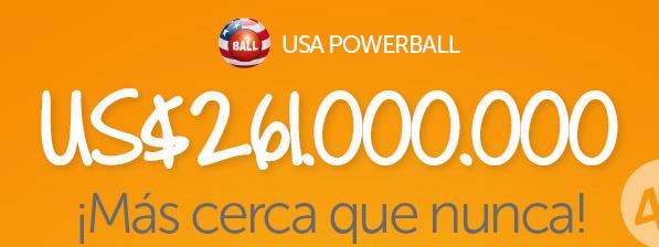 powerball, ¡juega ya!