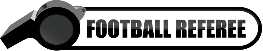 Football Referee Logo