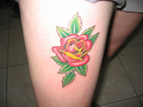 Beautiful Roses Tattoos Ideas For Girls The girls ussually like with