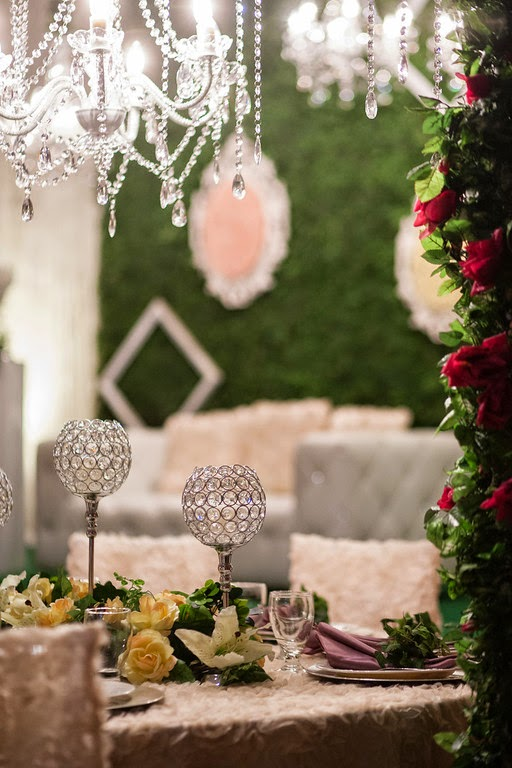 south asian wedding, wedding decor