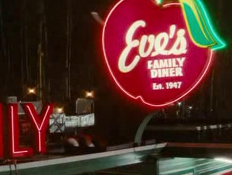 El restaurante Eve's en la película Cuernos - Cine de Escritor