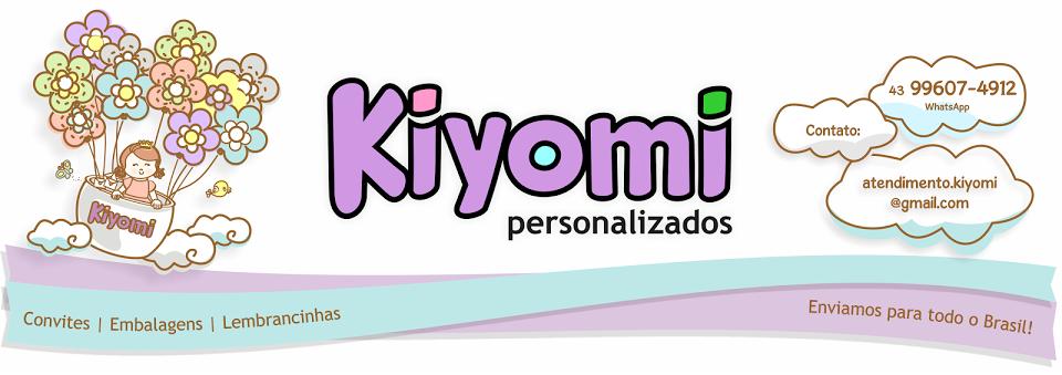 Kiyomi Personalizados | Blog