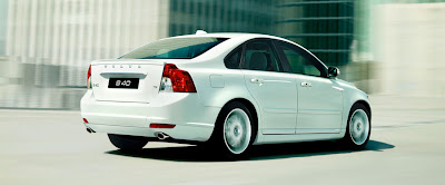 Volvo S40 automobile