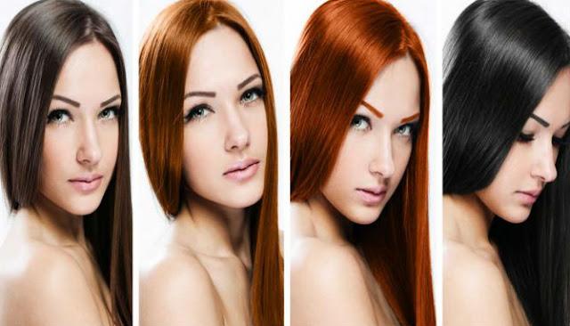 Cara Memilih Warna Rambut Sesuai Dengan Jenis Kulit
