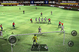 Screens Zimmer 6 angezeig: download fifa 10 for android
