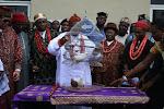 ADANDIIGBO ADDRESSES FIRST CLASS NIGER DELTA CHIEFS