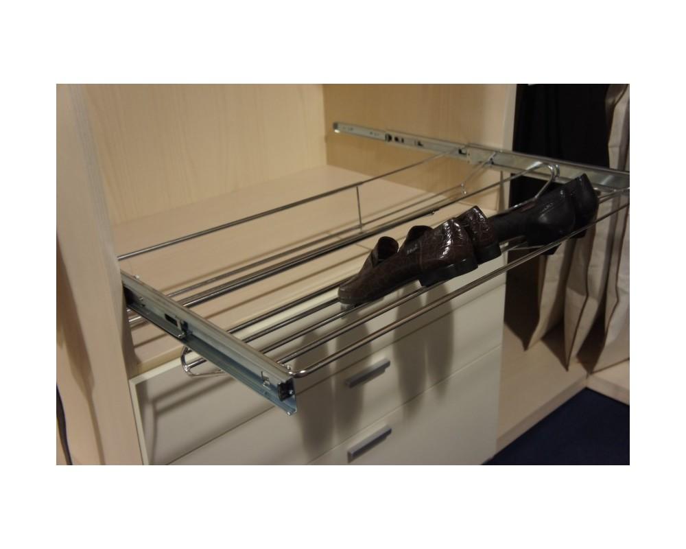Decoraci n f cil armarios como organizarlos - Zapatero interior armario ikea ...