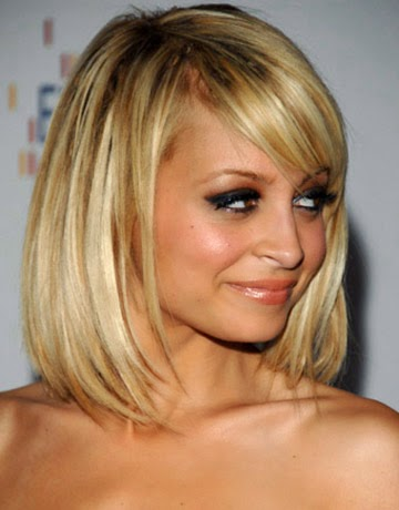 medium length hairstyles for long faces 2015}