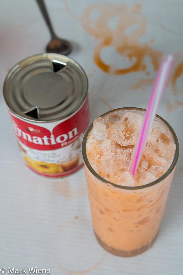 Cha Yen (Thai Iced Tea) 5 | Thailand Recipes