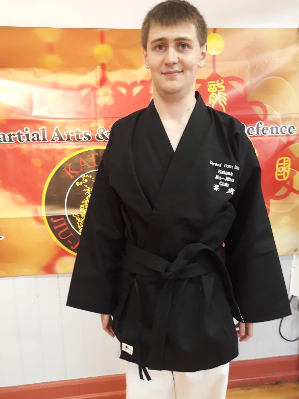 Sensei Tom Duffy