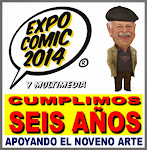 Expo-Comic 2014 y Multimedia
