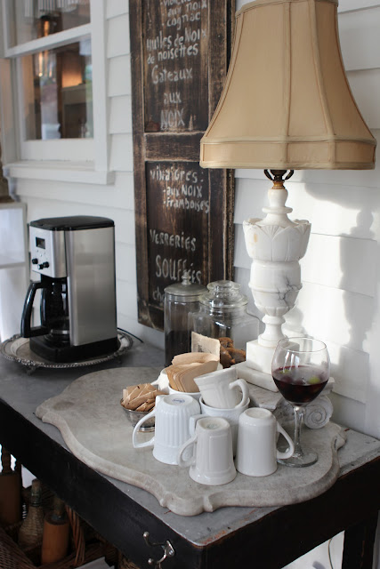 #Coffee Time ~ My New Beverage Station