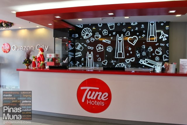 Tune Hotel Quezon City
