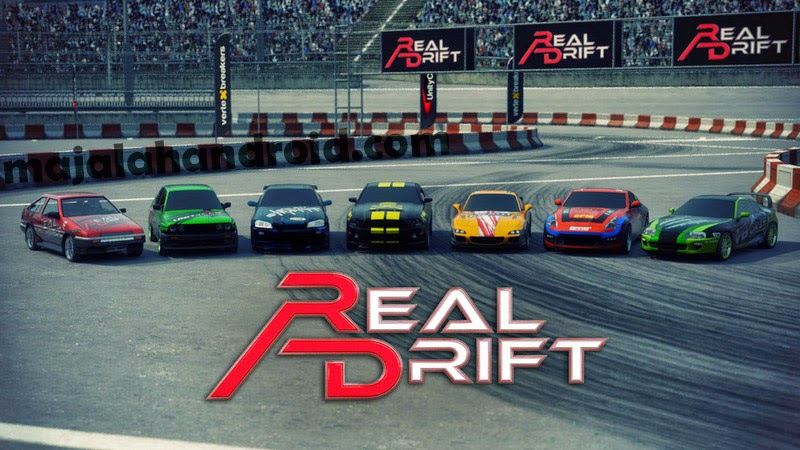 Real Drift Car Racing Apk + Data (Mod Money Unlimited) Android