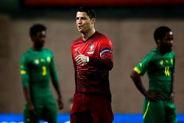 La vidéo des buts du match Portugal 5-1 Cameroun ## Tous les Buts