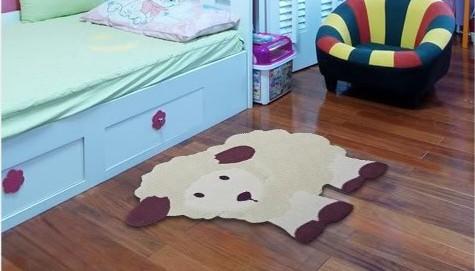 Hogar decoraci n y dise o dormitorios infantiles - Alfombras para dormitorios infantiles ...