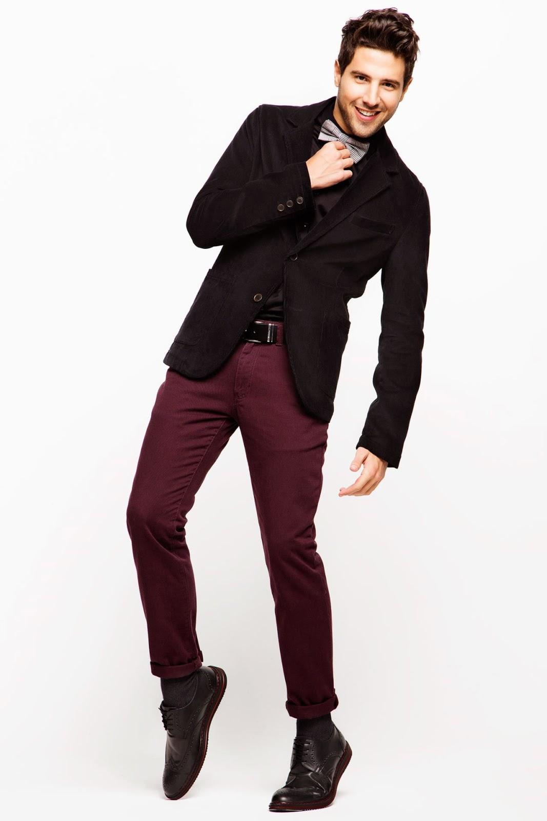 Siyah Blazer Ceket Kombinleri Erkek