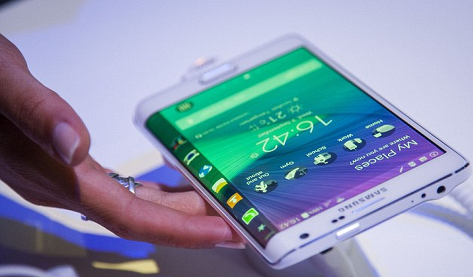 Samsung Galaxy S6 edge Available 2015-2016