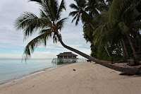 beach on Derawan