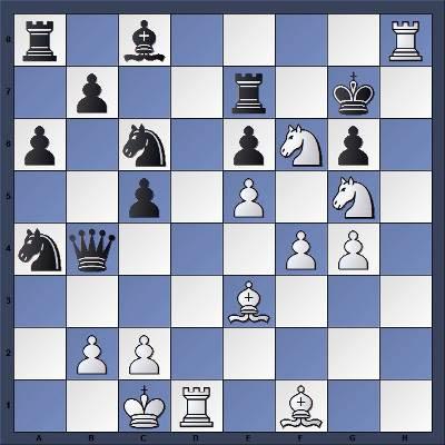 Les Blancs jouent et matent en 3 coups - Niveau Facile