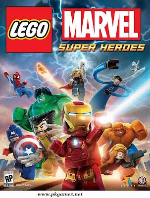 LEGO Marvel Super Heroes Game Direct Download