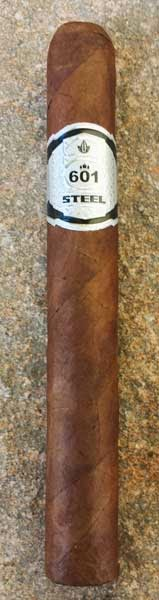 601 Cigars Steel Toro