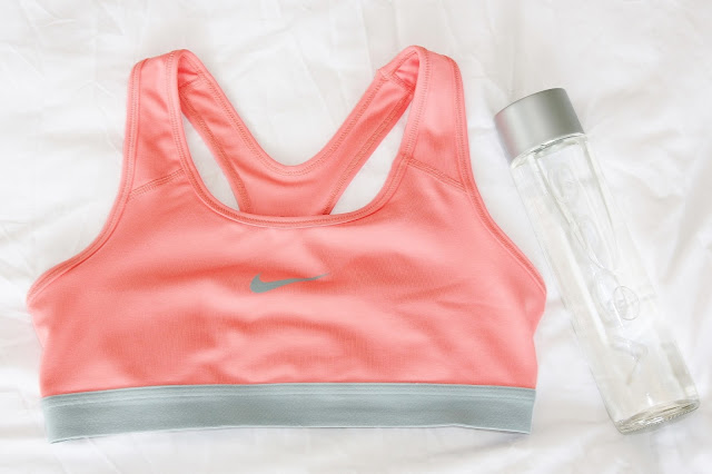 Katherine Penney Chic Random Stuff Haul Clutch Sports Bra Nike Polaroid Camera Voss