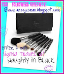Areej Usman Blog SIGMA Giveaway Travel Kit