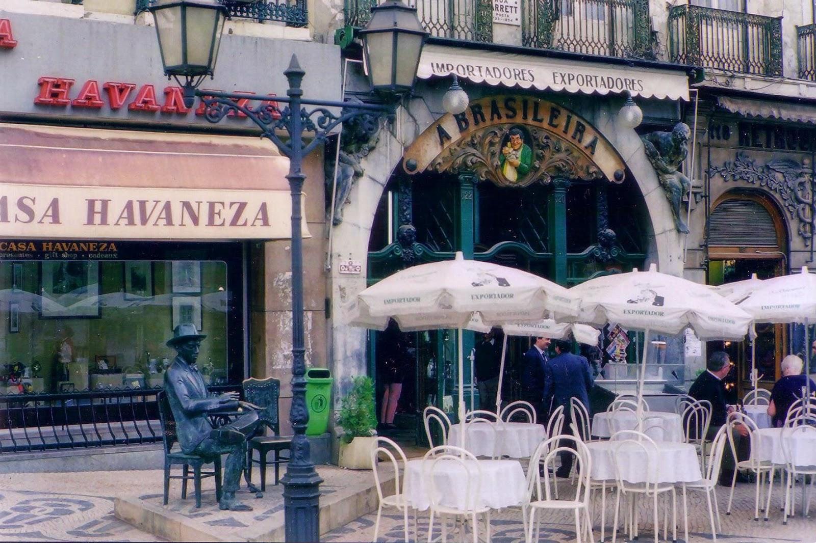 Cafés mais famosos de Lisboa