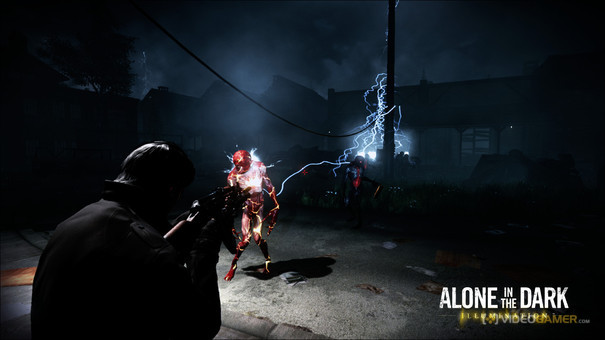 Alone in The Dark: Illumination HD Screenshot