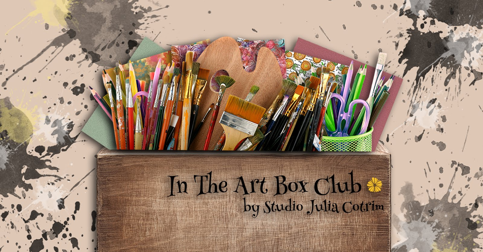 {in the art box club}