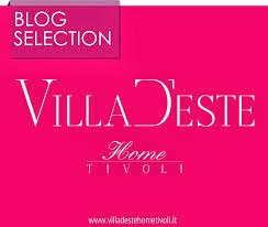 Villa D'Este Blog Selection