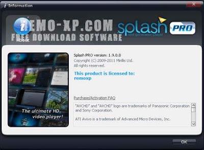 Splash PRO 1.9.0