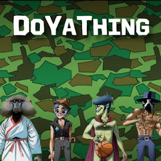 Gorillaz - Do Ya Thing
