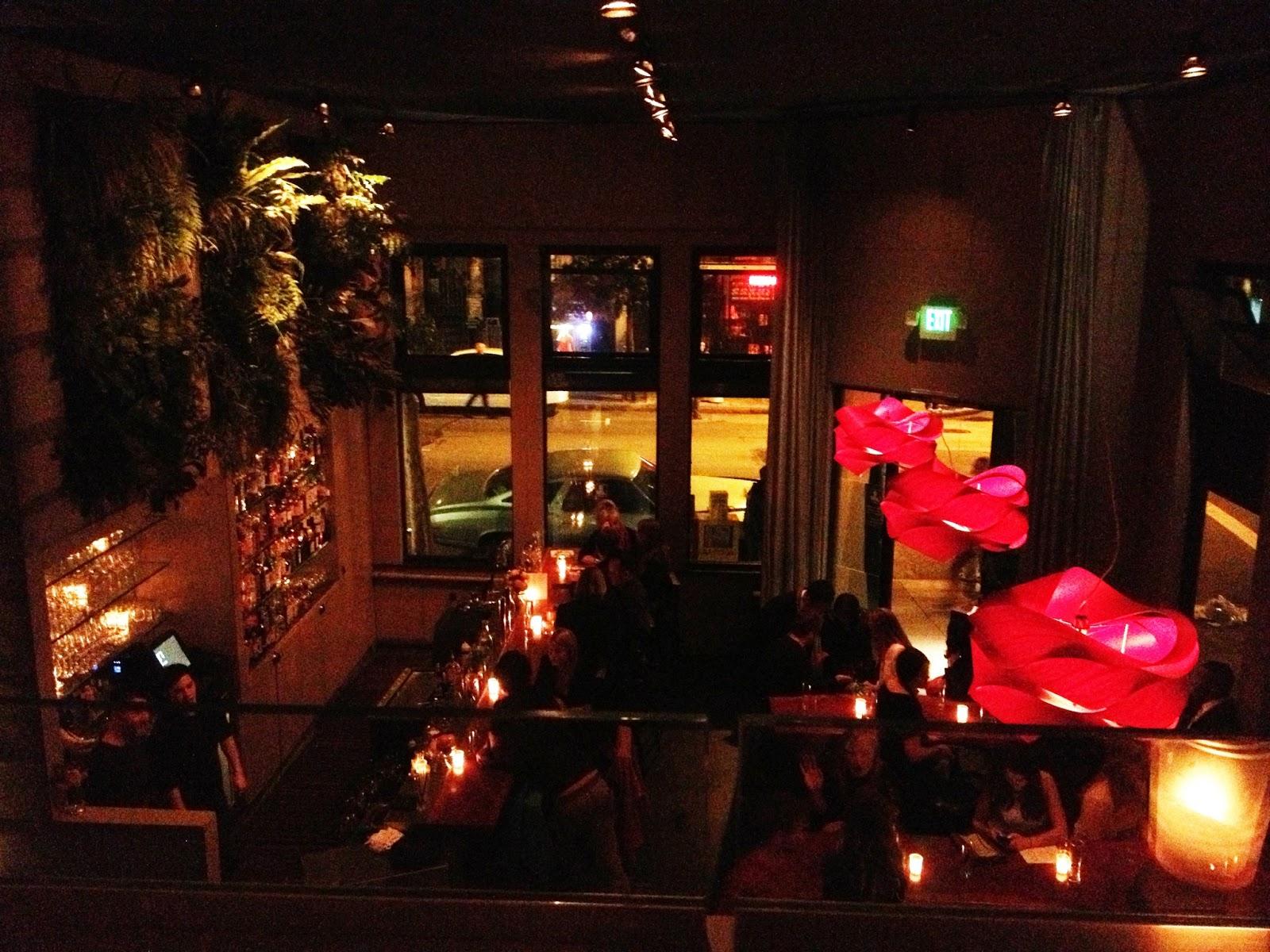 Maven Restaurant San Francisco