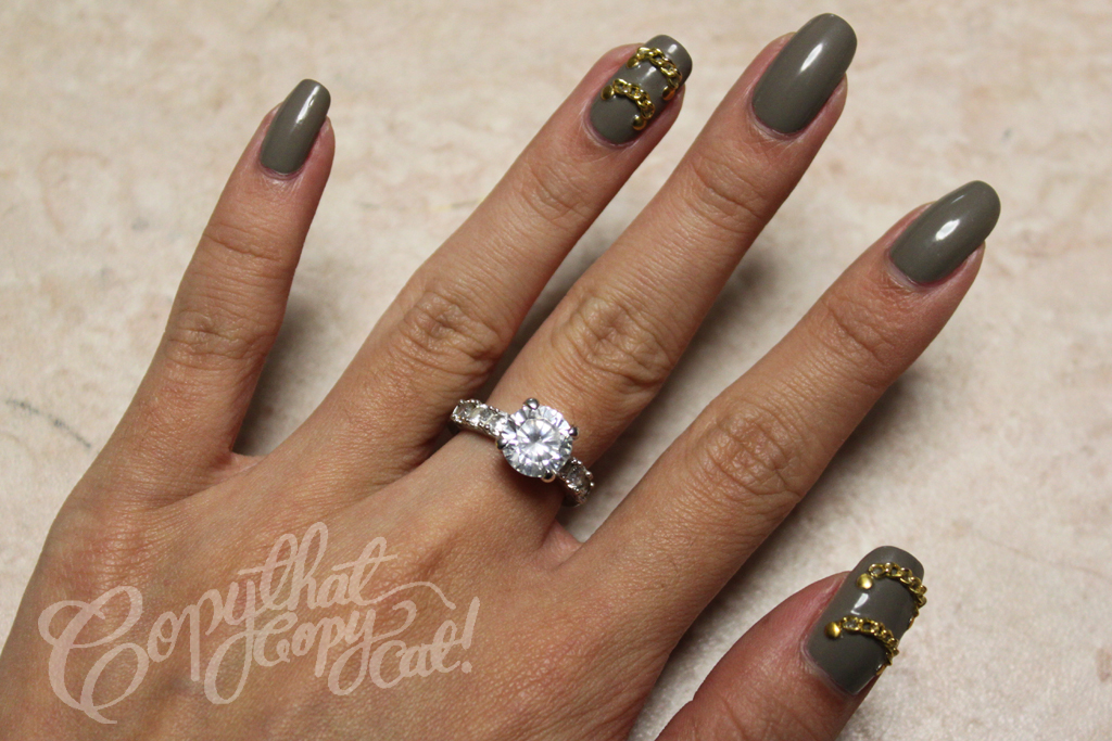 Army Inspired Nail Art : Copy that cat military jacket inspired nails nail - Army Inspired Nail Art: Images About Military Nails On Gold.