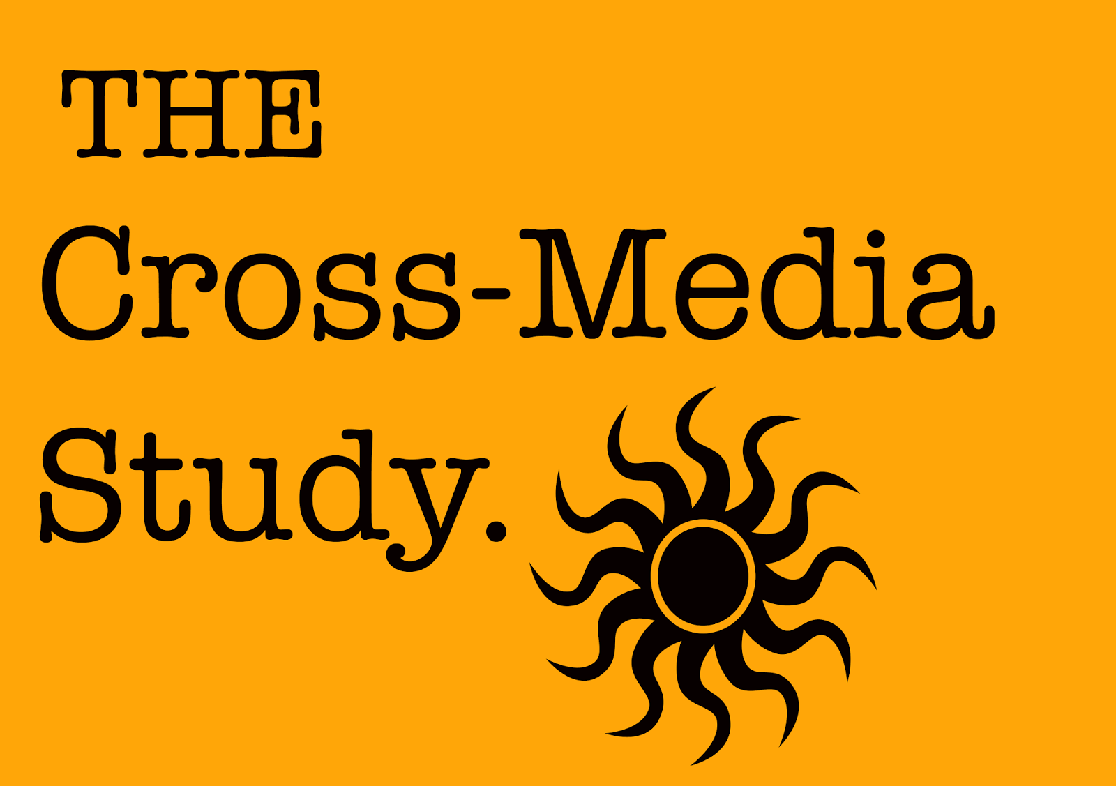 fishymedia resources for a as media studies  session was to make sure that students are completely aware of the potential content that can be used to construct the first cross media study essay