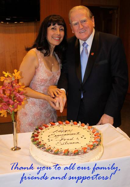 Fred Nile engagement, Silvia Nero, CDP, election,
