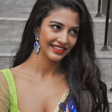 Daksha Nagarkar Hot Photo Gallery in Half Saree at Ak Rao Pk Rao Audio Launch CelebsNext (45)