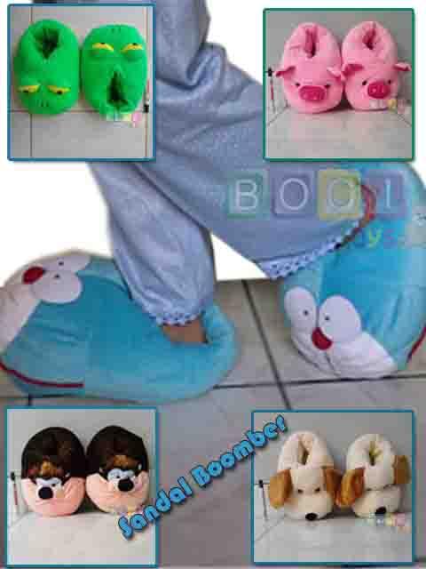 Sandal Sepatu Boneka
