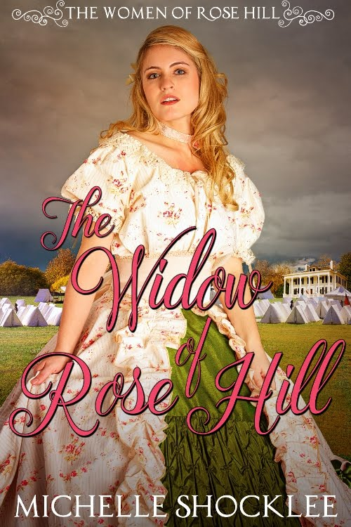THE WIDOW OF ROSE HILL (Book 2 in The Women of Rose Hill series)