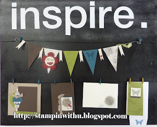 Inspire Display Board - Coinvention 2011 Make n Takes