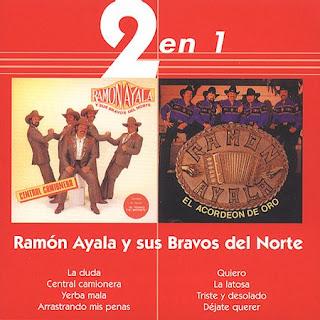 412708 Discografia Ramon Ayala (53 Cds)