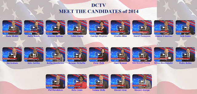#DCision14 in the media