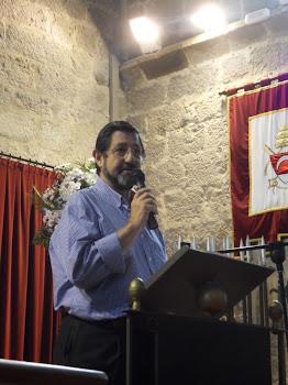 """Mi participación en el VII Encuentro de """"Poetas de la Red"""" (Castillo del Papa Luna) 28-09-2012"""