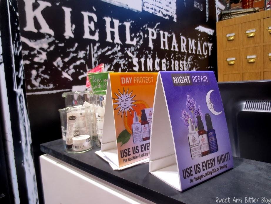 Kiehl's Day Protect Night Repair