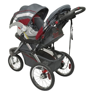 Baby Trend Expedition ELX Jogger Travel System